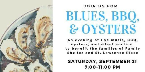 Blues, BBQ, and Oysters 2019