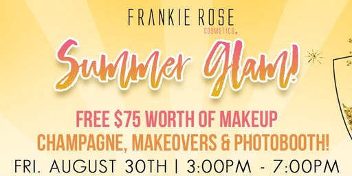 Summer Glam with Frankie Rose