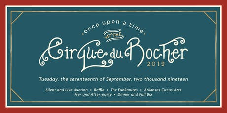 Cirque Du Rocher tickets