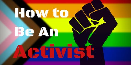 How to be an Activist tickets