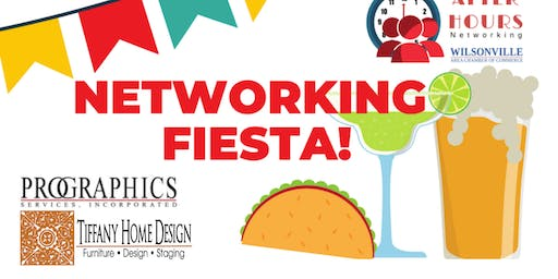"""6th Annual """"After Hours"""" Networking Fiesta!"""