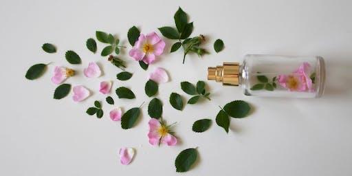 Walk-In Craft Day : DIY Essential Oil Perfume