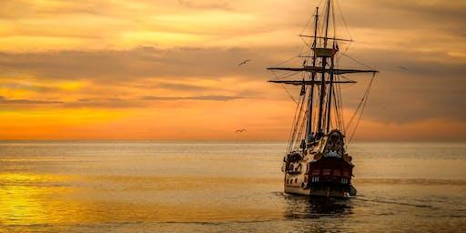 Family  Yoga Adventure - Treasure Island