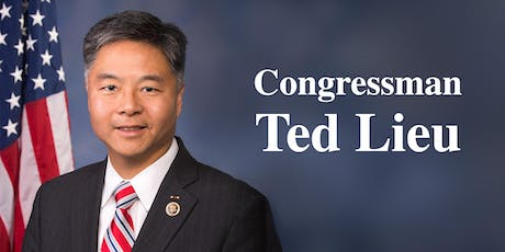Congressman Ted Lieu tickets