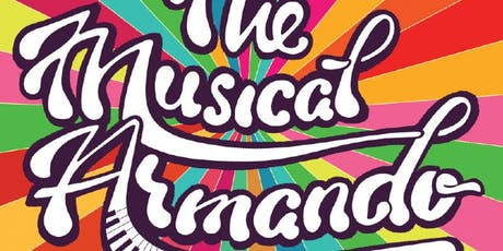 The Musical Armando, The Harold Team Daffodil tickets