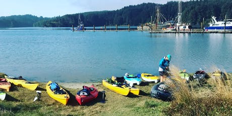 Kayaking the Estuary tickets