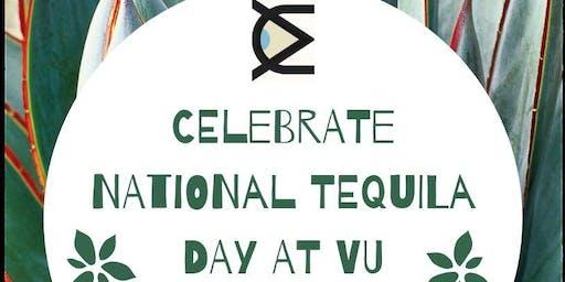 VU Rooftop - National Tequila Day Mixology Class