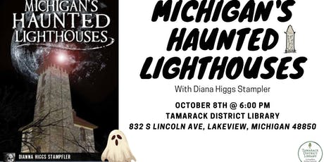 Michigan's Haunted Lighthouses tickets