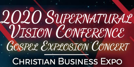 2020 Supernatural Vision Conference tickets