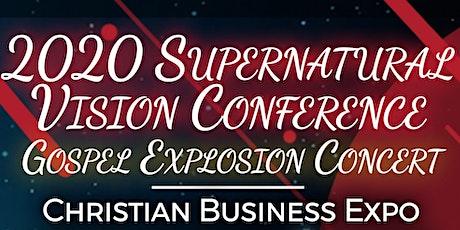 2020 Supernatural Vision Conference tickets