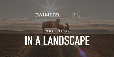 In a Landscape, Hosted by Daimler