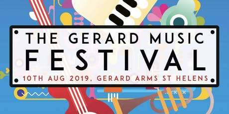 The Gerard Festival tickets