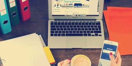 Social Media Advertising Workshop tickets