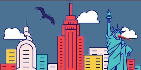 New Stork City feat. The Harold Team Buttermilk tickets