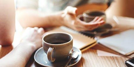 COFFEE CONVERSATIONS - ✧✧✧ INGLÉS ✧✧✧  Taller de Conversación - Inscripción entradas