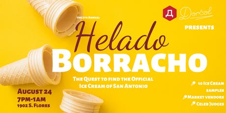 5th Annual Helado Borracho at Dorćol Distilling + Brewing Co. tickets