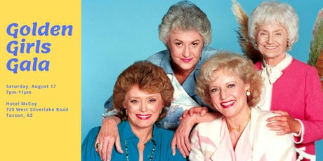 Golden Girls Gala tickets