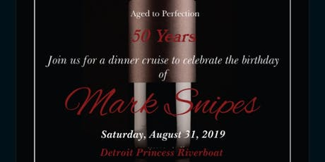 Mark 50th Birthday Dinner Cruise tickets