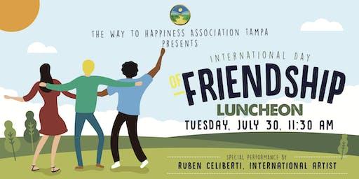 International Day of Friendship Luncheon