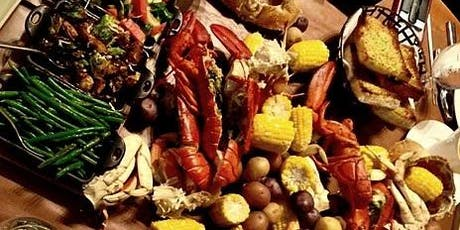 Crab + Lobster Seafood Boil Dining Series tickets