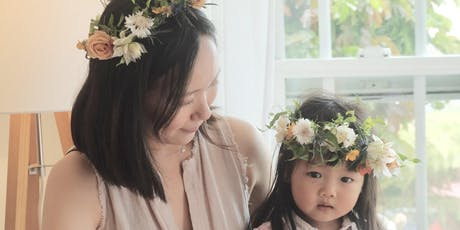 floral crown class with soyoung tickets