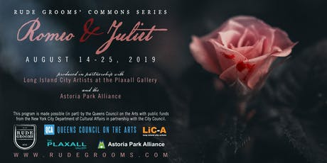 Romeo and Juliet at Astoria Park tickets