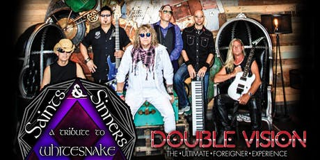 JUKEBOX HEROES: Tributes to WHITESNAKE and FOREIGNER tickets