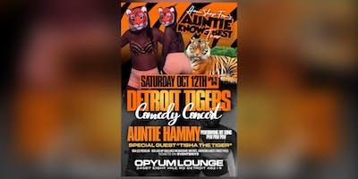 Detroit Comedy Concert