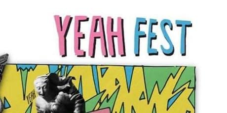 Yeah Fest II tickets