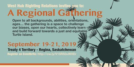 Righting Relations West Hub Regional Gathering