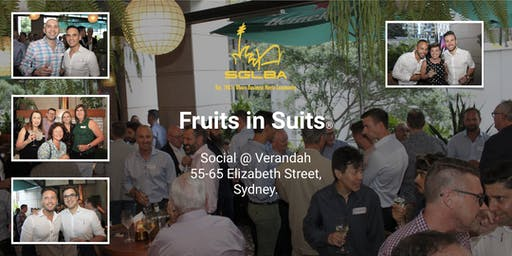 Fruits in Suits® - July
