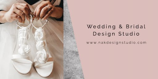 NEW BRIDAL STUDIO OPENING: NAK Design Studio Launch Event