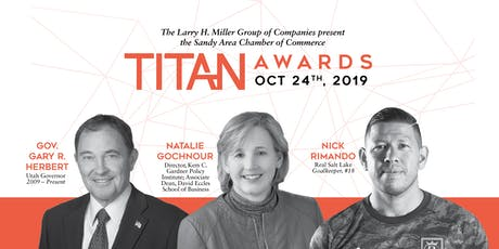 Titan Awards 2019 tickets