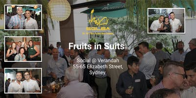 Fruits in Suits® - August