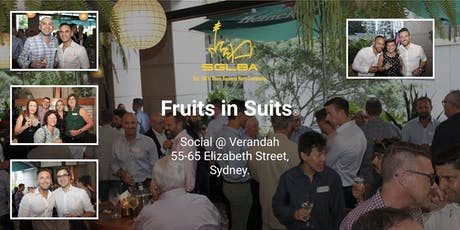 Fruits in Suits® - August tickets