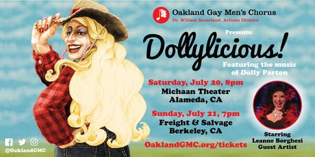 Dollylicious! tickets