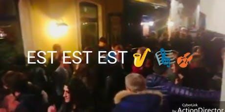 Est Est Est - Anniversario 4 anni Tickets