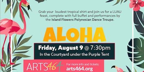 ALOHA - A Polynesian Luau, Dinner and show event tickets