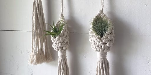 Squamish Wind festival | Macrame Workshop