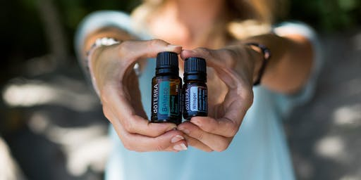 Squamish Wind festival | Essential Oils Workshop