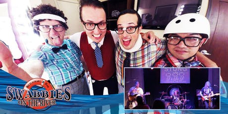 The Spazmatics / Stung - Live at Swabbies tickets