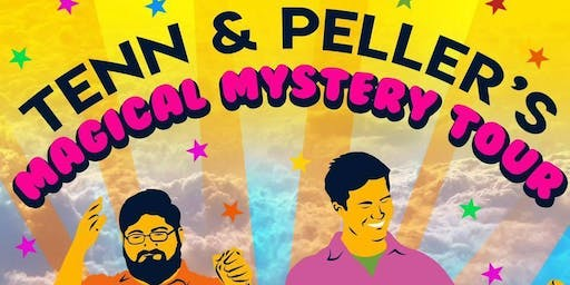 Tenn and Peller's Magical Mystery Tour