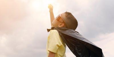 Family Yoga Adventure - Superheroes