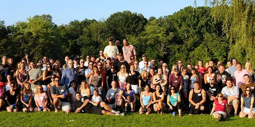 North Salem N.Y. Class of 89, 30th High School Reunion and friends.