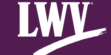 LWVDV Communications Committee Orientation tickets