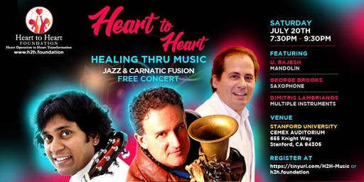 Heart to Heart: Healing thru Music