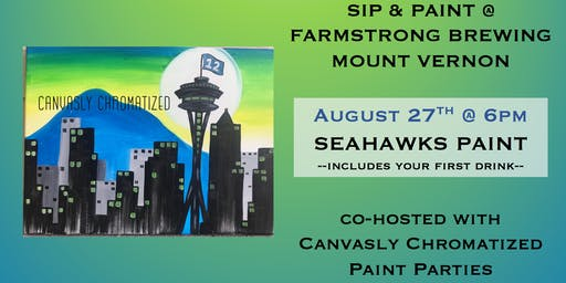 Seahawks Night @ Farmstrong Brewing