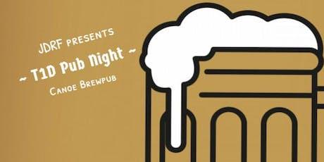 T1D Pub Night Vancouver Island tickets
