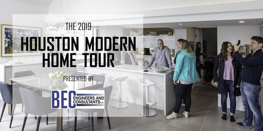 2019 MA+DS Houston Modern Home Tour presented by BEC Engineers and Consultants