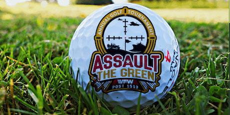 Assault the Green! VFW Post 1513 Annual Golf Tournament tickets